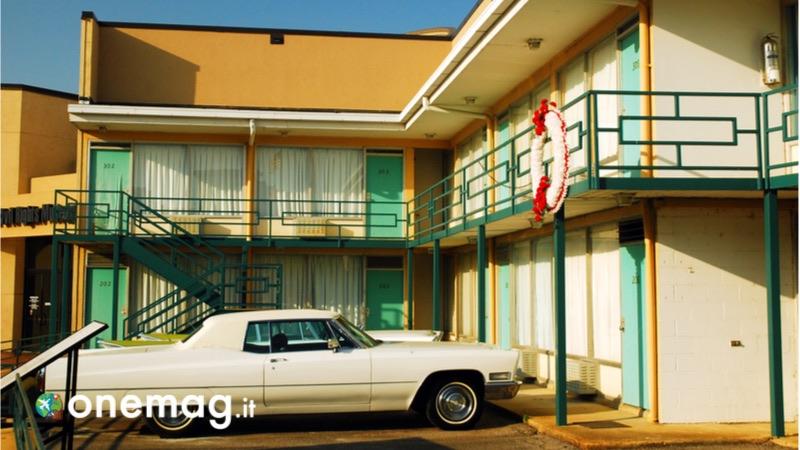 Motel in USA