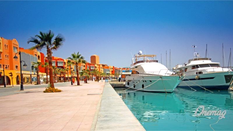 Capodanno nel Mar Rosso, Hurghada