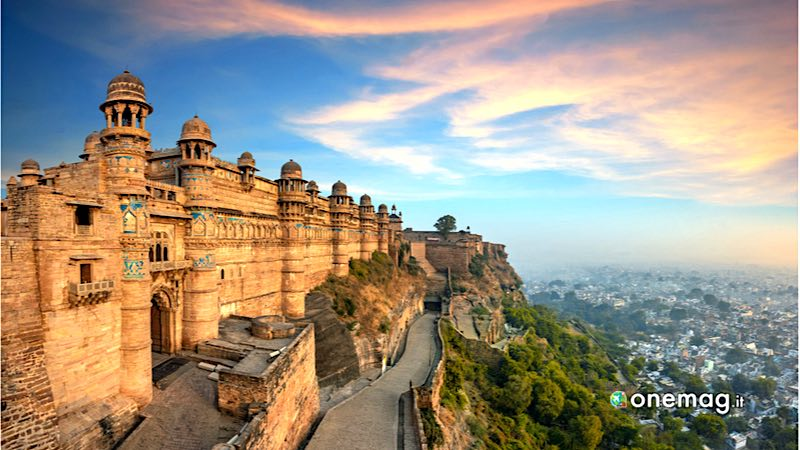India, Gwalior fort