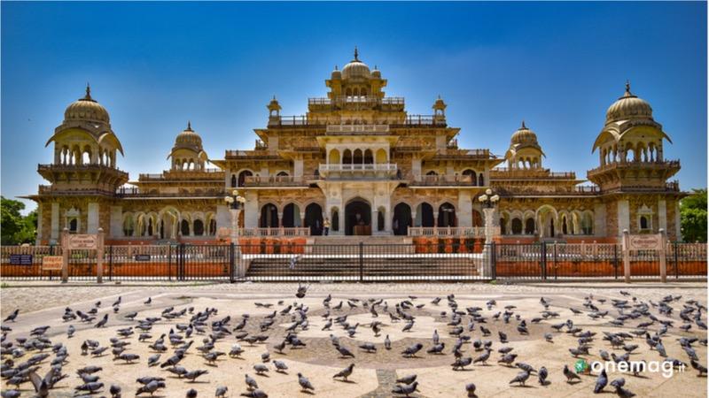 Visitare India con i bambini, la città di Jaipur