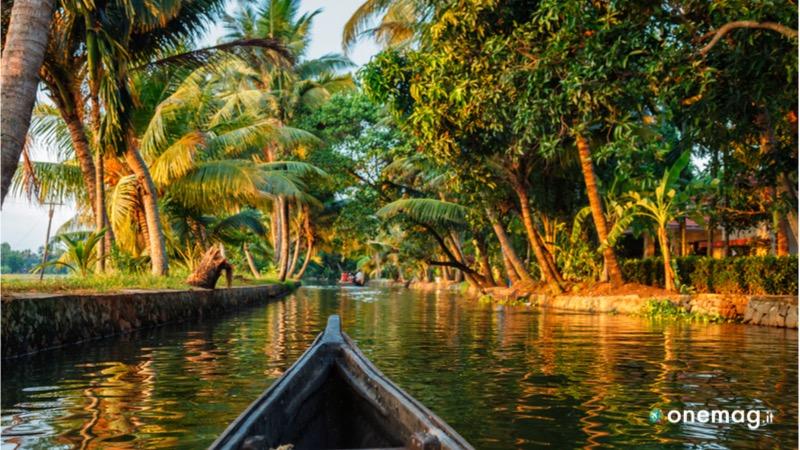 Visitare la regione di Kerala in India
