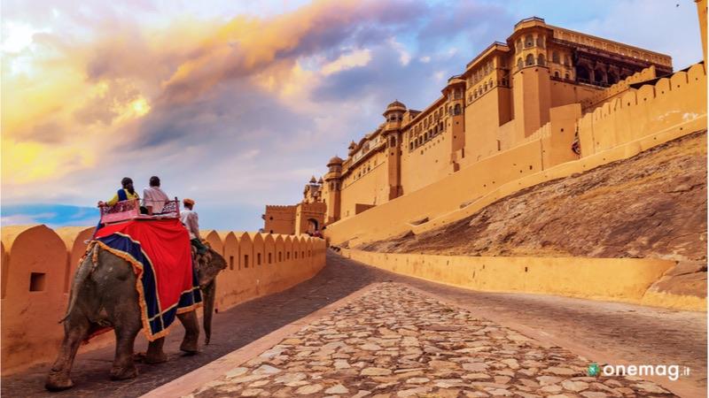 Visitare la città di Rajasthan in India