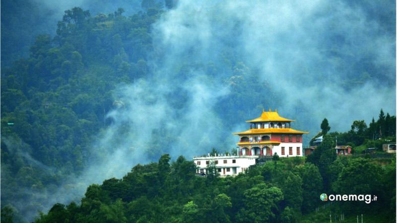 India, monastero Gangtok