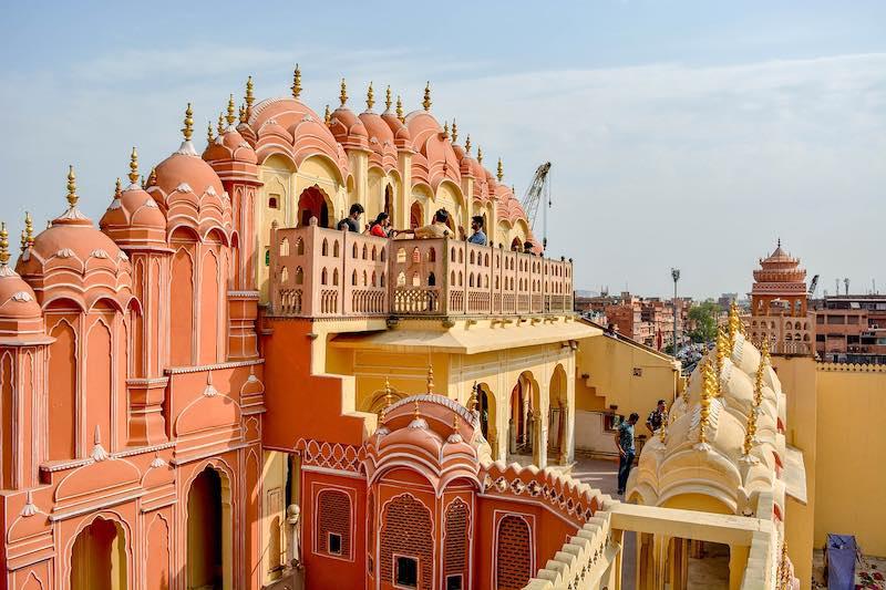 India, viaggio con i bambini