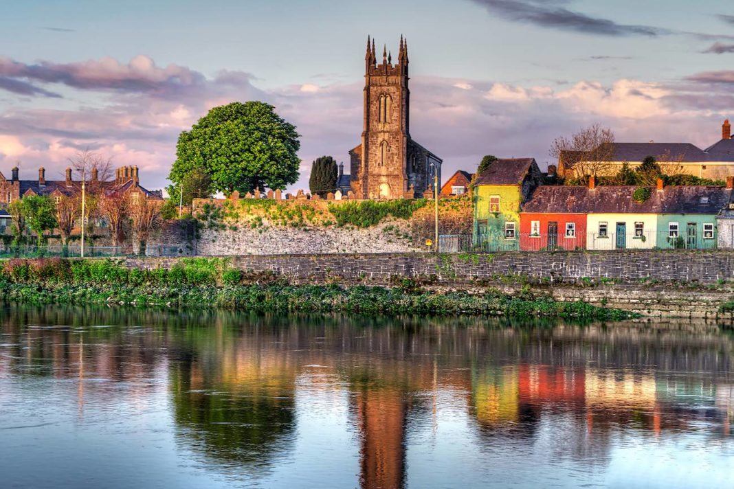 Ponte di Ognissanti in Irlanda, Limerick