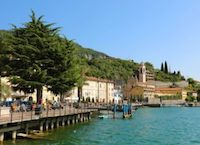 Iseo, la cittadina affacciata sul lago