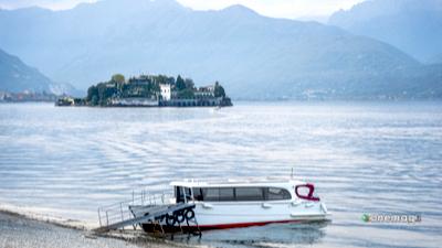 Le isole Borromee del Lago Maggiore
