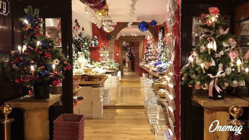 La casa di Natale di Johann Wanner, ingresso