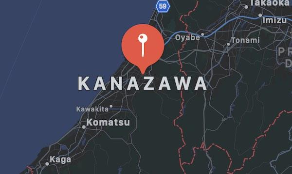 Cosa vedere in Giappone, Kanazawa