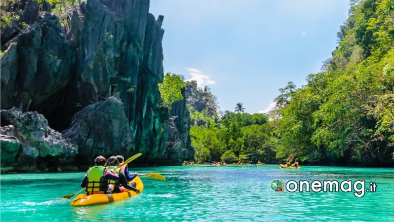 Kayak, Filippine