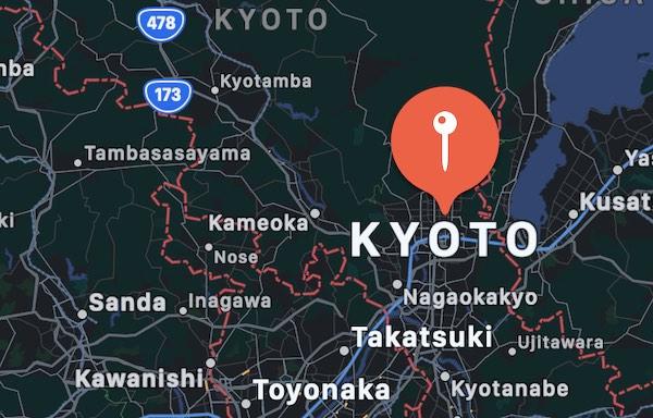 Cosa vedere in Giappone, Tokyo mappa
