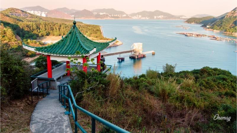 Hong Kong, Isola di Lamma