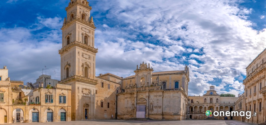 Cosa vedere a Lecce: Piazza del Duomo