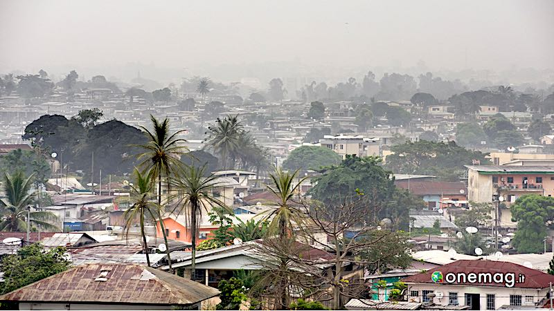 Libreville, panorama