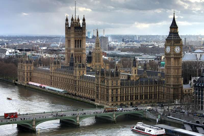 Londra, Westminster Abbey