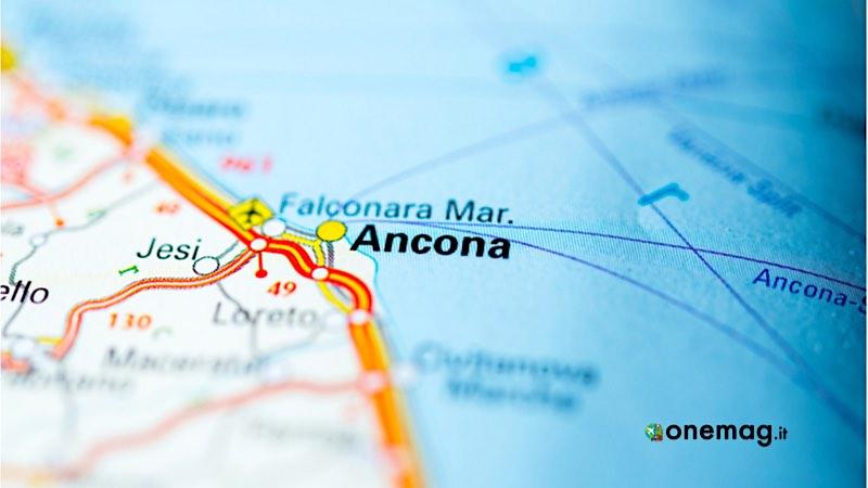 Loreto, mappa