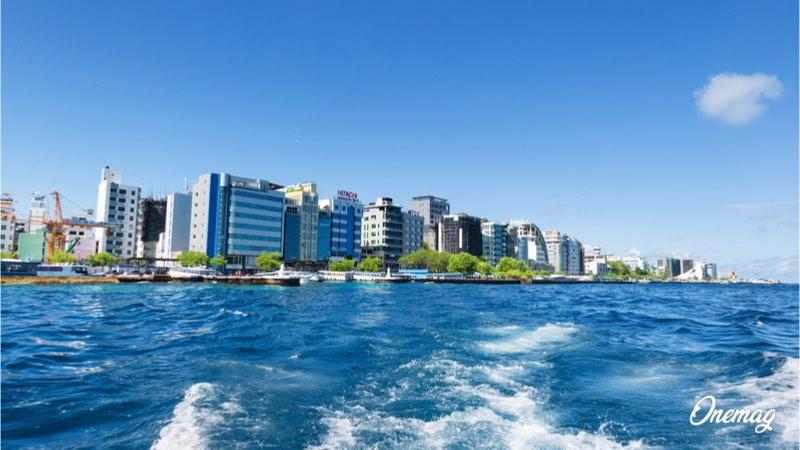 Visitare capitale delle Maldive Male