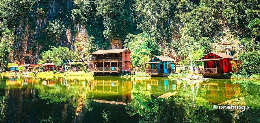 Cosa vedere in Malesia, panorama area verde
