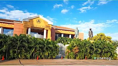 Managua, Plaza de la Revolucion