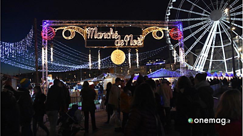 Marsiglia, mercatino di Natale