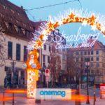 Mercatini di Natale a Strasburgo, capoluogo dell'Alsazia