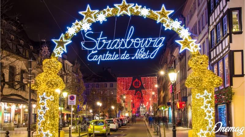 Il mercatino di Natale di Strasburgo