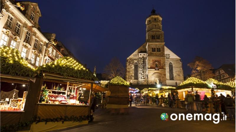 I mercatini di Natale in Germania, il mercatino di Natale a Baden Baden