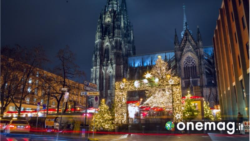 I mercatini di Natale in Germania, il mercatino di Natale a Colonia