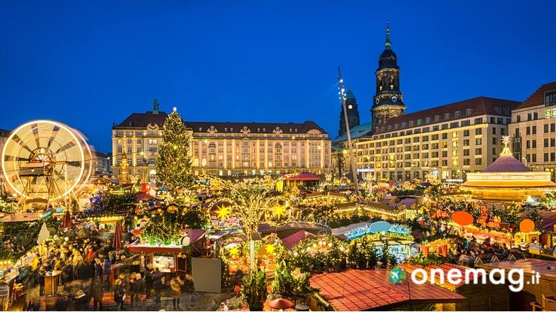 I mercatini di Natale in Germania, mercatino di Natale a Dresda