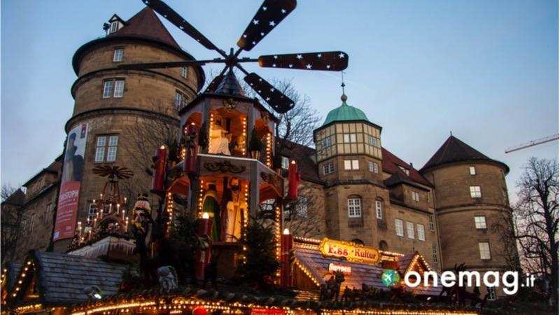 I mercatini di Natale in Germania, il mercatino di Natale a Stoccarda