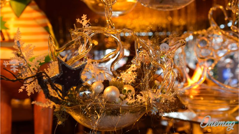Montreux, mercatino di Natale
