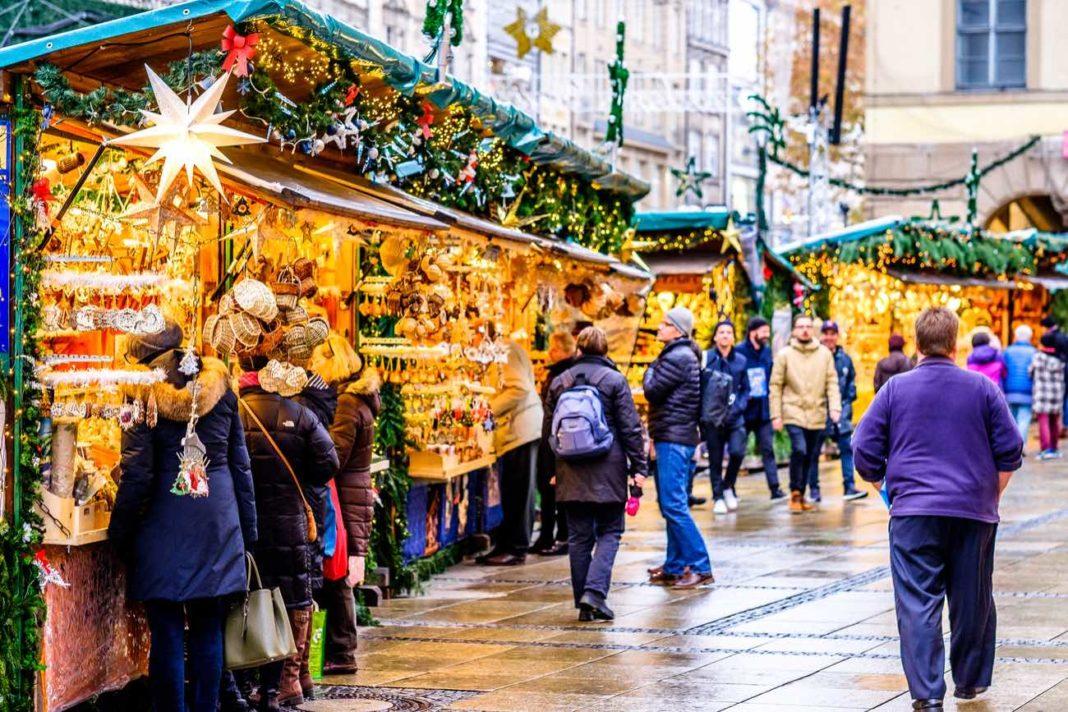 Mercatini di Natale 2018, Monaco di Baviera
