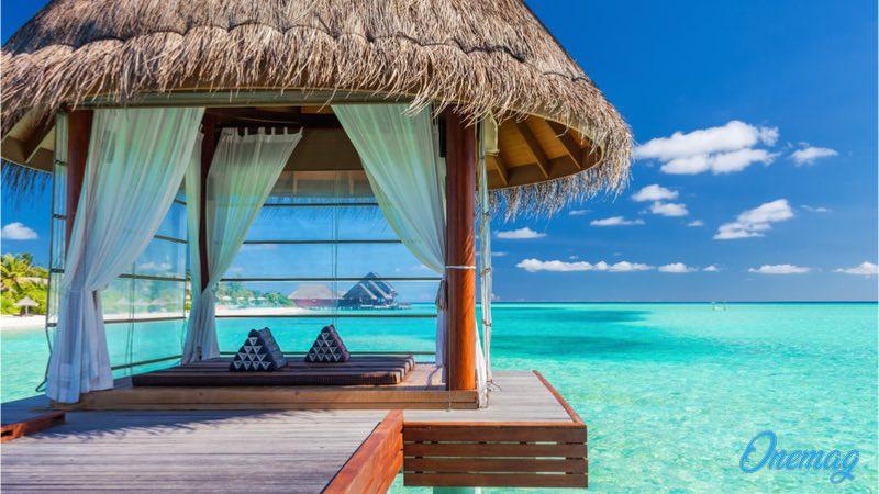 La meta romantica delle Maldive