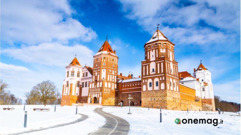 Minsk, Mir Castle