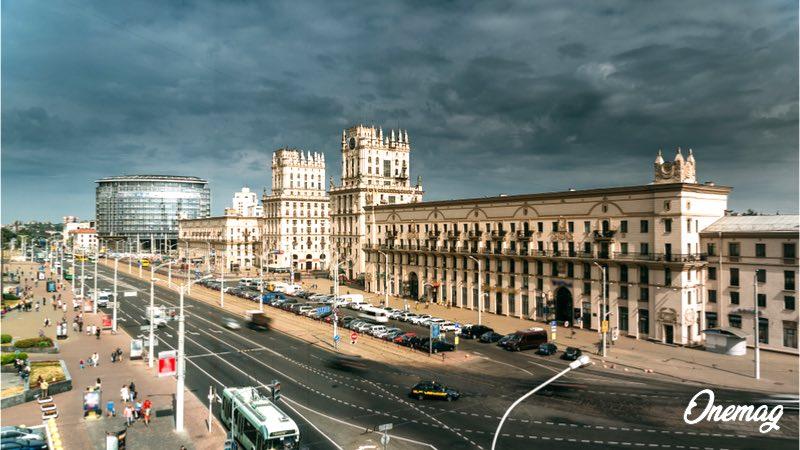 Guida turistica della Bielorussia