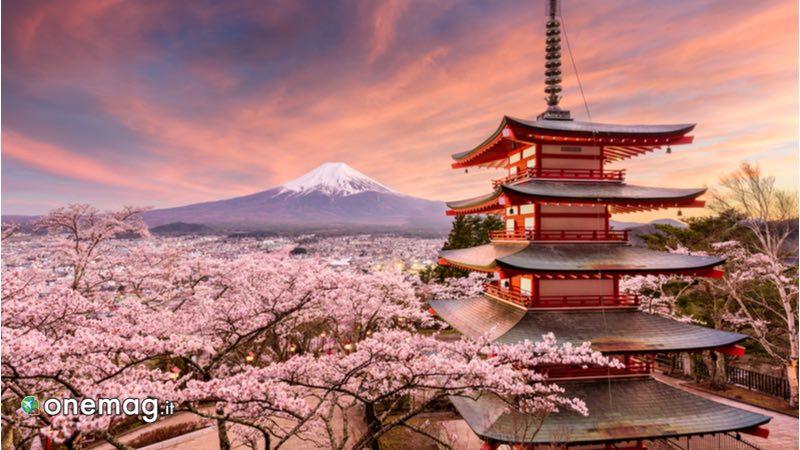 Cosa vedere in Giappone, il Monte Fuji
