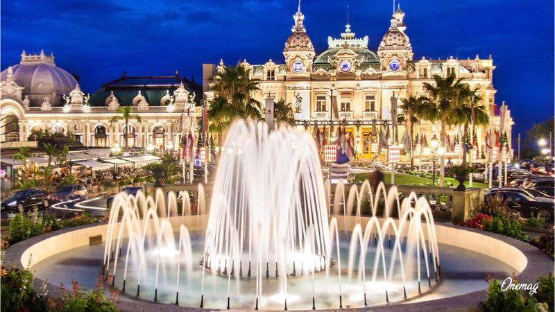 Guida al Principato di Monaco, il casino di Montecarlo