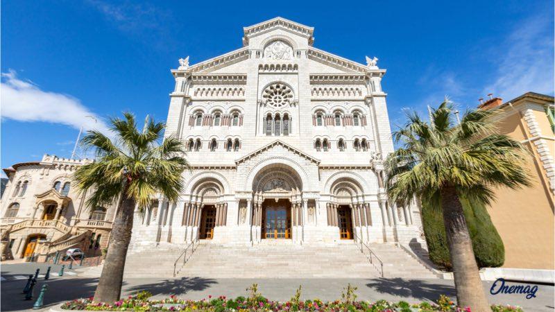 Guida al Principato di Monaco, la cattedrale