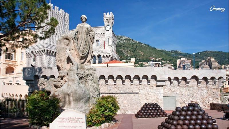 Guida al Principato di Monaco, Palazzo dei Principi