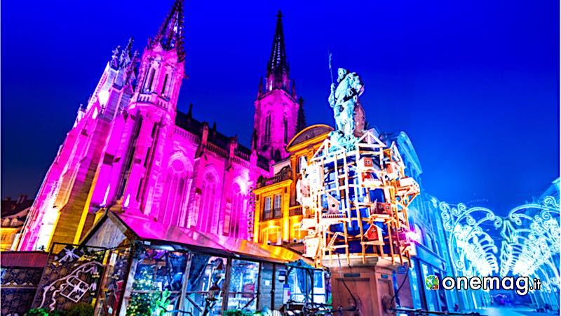 Mulhouse, mercatino di Natale