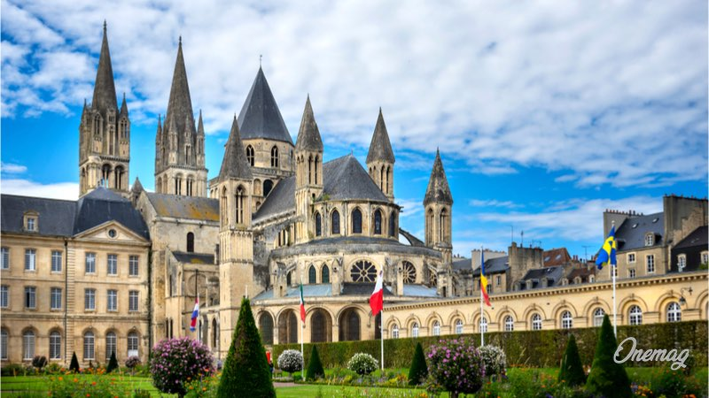 Weekend in Francia, Reims