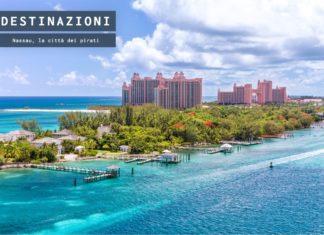 Nassau, la capitale delle Bahamas