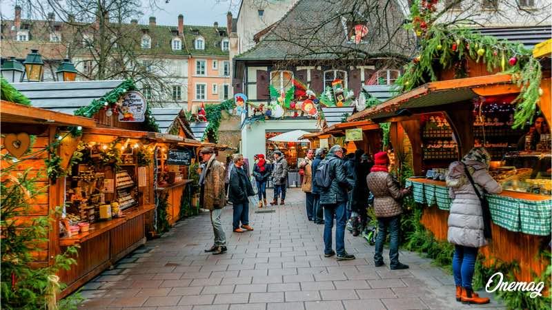 I mercatini di Natale a Strasburgo 2018