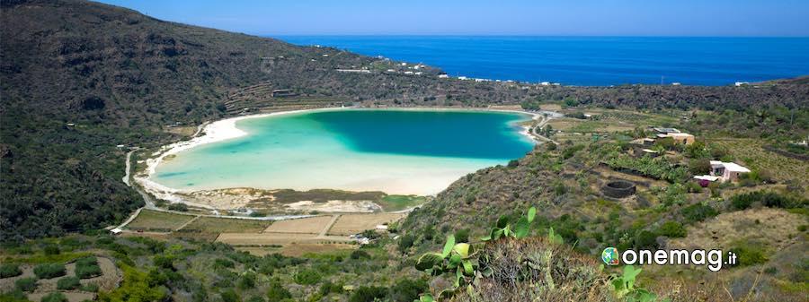 Pantelleria, lago venere