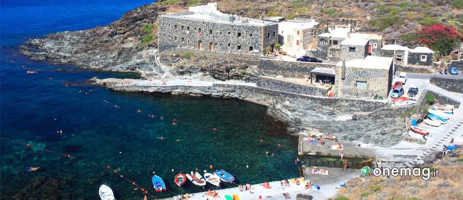 Pantelleria, mare