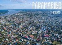 Paramaribo, viaggio in Suriname