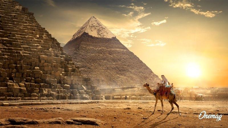 I più bei siti archeologici del mondo, Piramidi di Giza