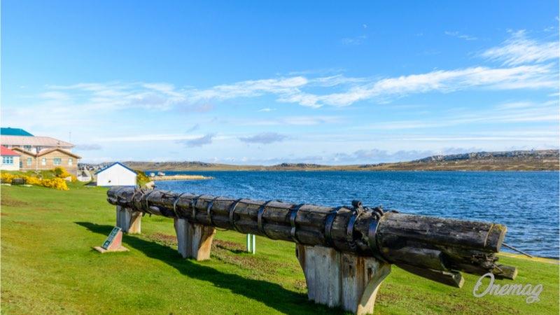 Isole Falklands, Port Stanley