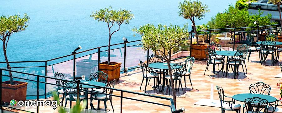 Cosa vedere a Positano, ristorante sul mare