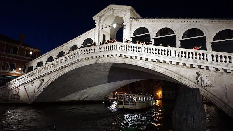 Ponte di Rialto, Venezia